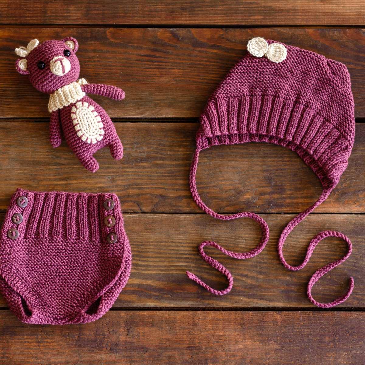 crochet tutorial for Knitting Symbols by CET